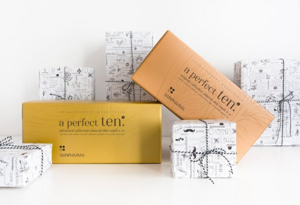 A Perfect Ten Skin Wash Advanced collection