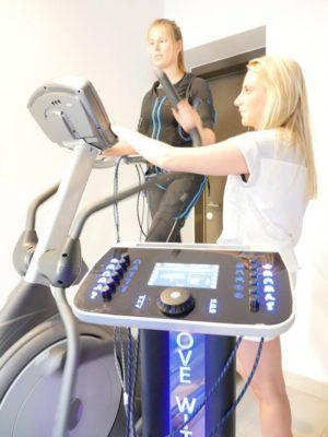 E-Fit - Cardio training