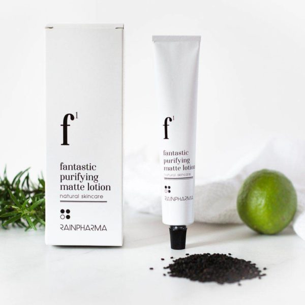F1 - Fantastic purifying matte lotion