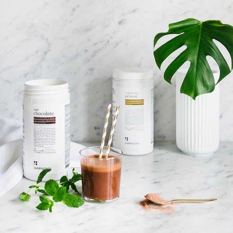 Shake Raw Chocolate Rainpharma