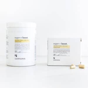 Rainpharma - super c - boost 400 stuks family pack