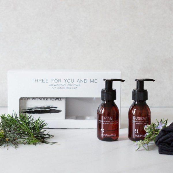 Rainpharma - Three for you and me rosemary + pine (100 ml)