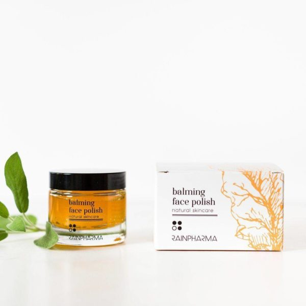 Rainpharma - balming face polish (50 ml)