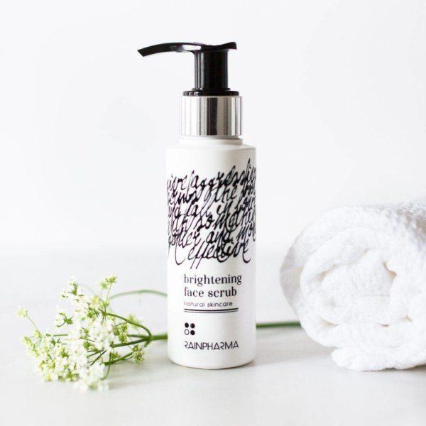 Rainpharma - brightening face scrub (100 ml)