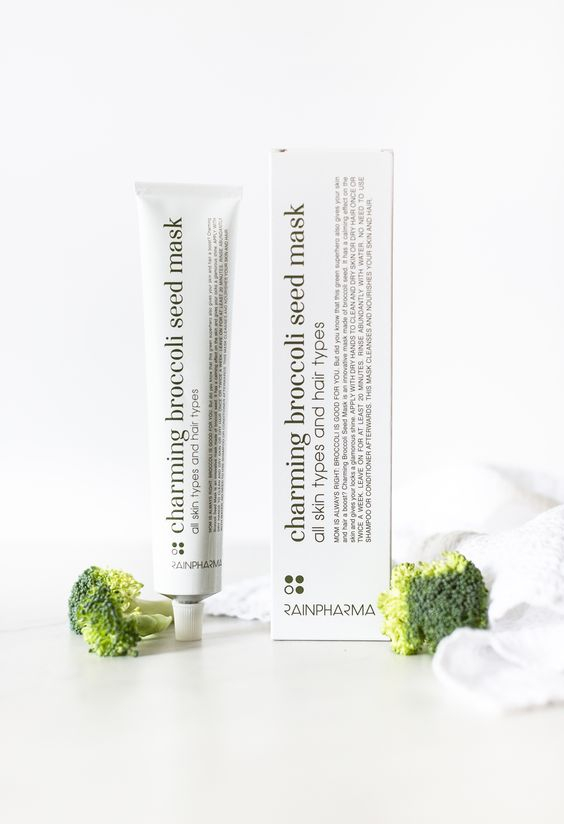 Rainpharma - charming broccoli seed mask (100 ml)