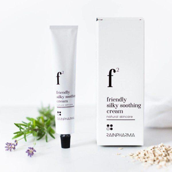 Rainpharma - f2 friendly silky soothing cream (50 ml)