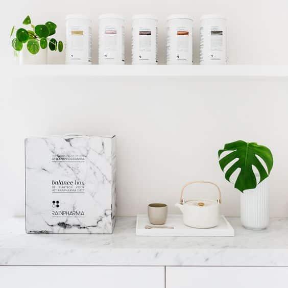balance box Rainpharma