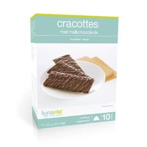 cracottes melkchocolade