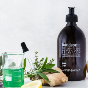 handsome rinse free cleanser
