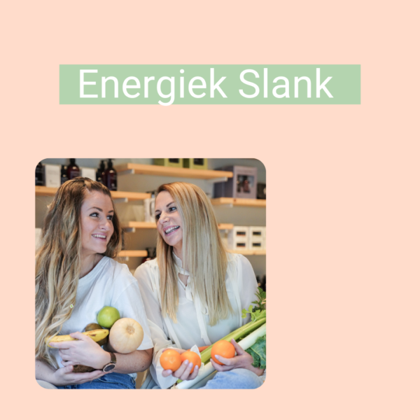Energiek Slank