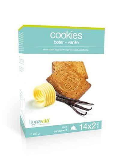 cookies boter vanille lignavita