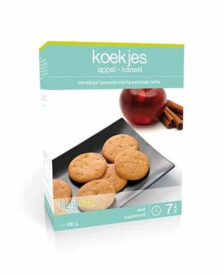 koekjes appel kaneel lignavita