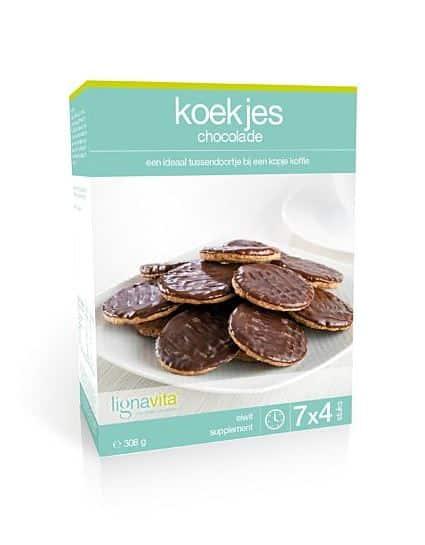 koekjes chocolade lignavita