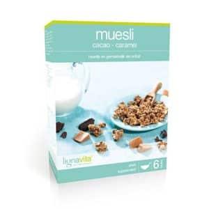 muesli cacao caramel lignavita