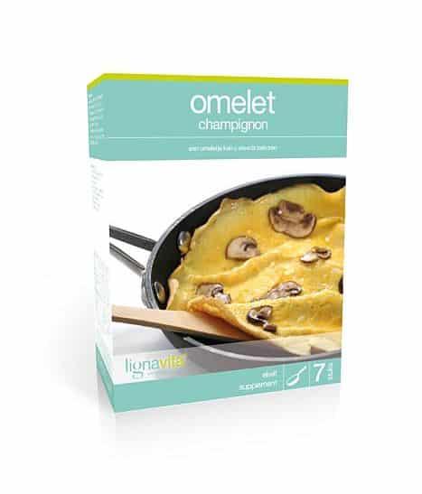 omelet champignon lignavita