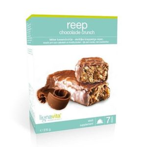 reep chocolade crunch lignavita