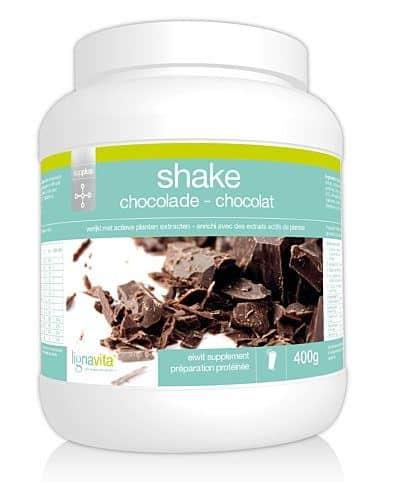 shake chocolade