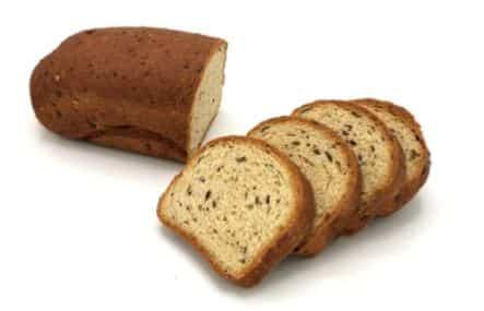 healthy bread met zaden
